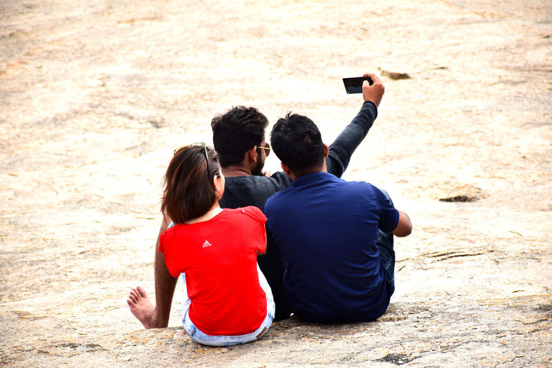Everyone's a photographer, awaken the one in you. Happy Photography Day. Bonding Boys Friendship Happy Photography Day Leisure Activity Love Photography Togetherness