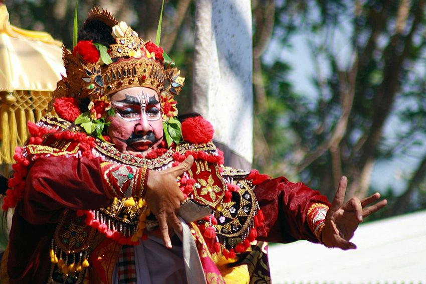 Barong in Bali The Portraitist - 2015 EyeEm Awards The Traveler - 2015 EyeEm Awards