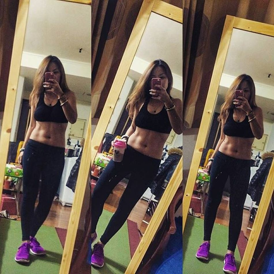 It will show,when u do enough. And that never easy to do. GetFit Gettingbetter Simplelife Trytobefit Motivation Motivagirl Workit Icandoit Muscle JustDoIt Abswork Core Fitting Calorie Calisthenics Aerobic Workoutdaily Noexcuses Trainlikeanangel 6packs Nikefree Nikelife Bodybuilding Exercise Womensbest exerciseathome w63cm h91cm