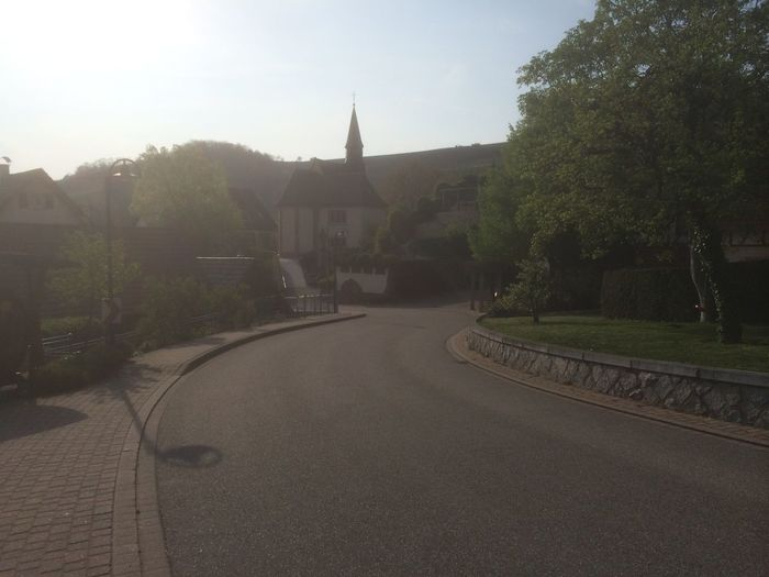 Architecture Built Structure Church Clear Sky Countryside German No People Town