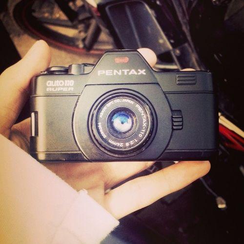 @rc_apps Rcnocrop Mini_SLR Pentax 110_camera analogue film