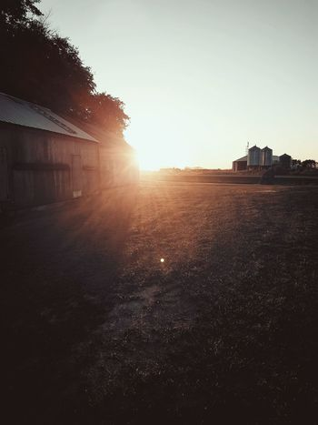 Agriculture Sunset Outdoors Sunset_collection Beautiful ♥ Farm Photography Love It Saskatchewan Summertime Farm Life Lifestyle Photography Nature
