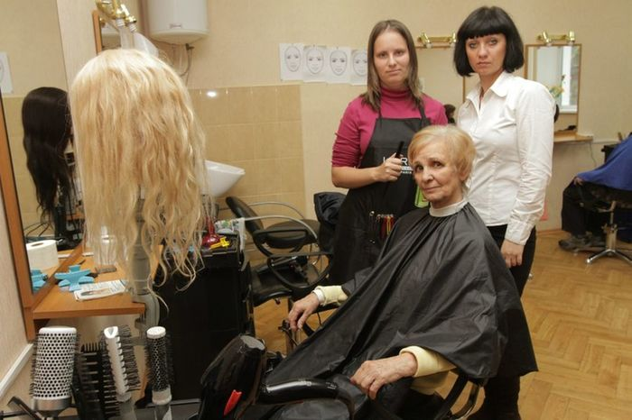 That's Me Lavoro Working Hairdresser