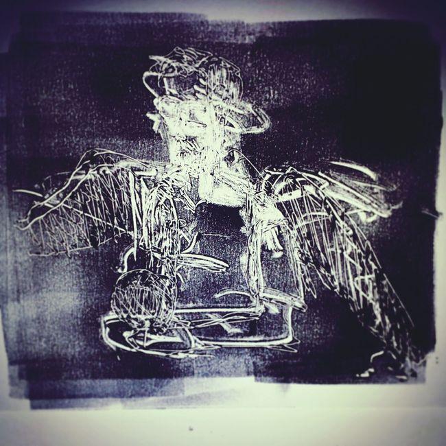 Inktober Day 2 Art