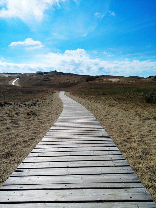 Lithuania. Sea Nida Love Reservation Dezert 2016 Neringa Unique Nature