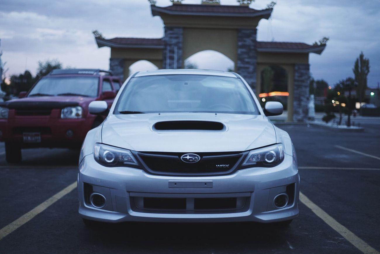 Hey First Eyeem Photo Subaru Subaru Wrx Cars Car Porn Sony A7