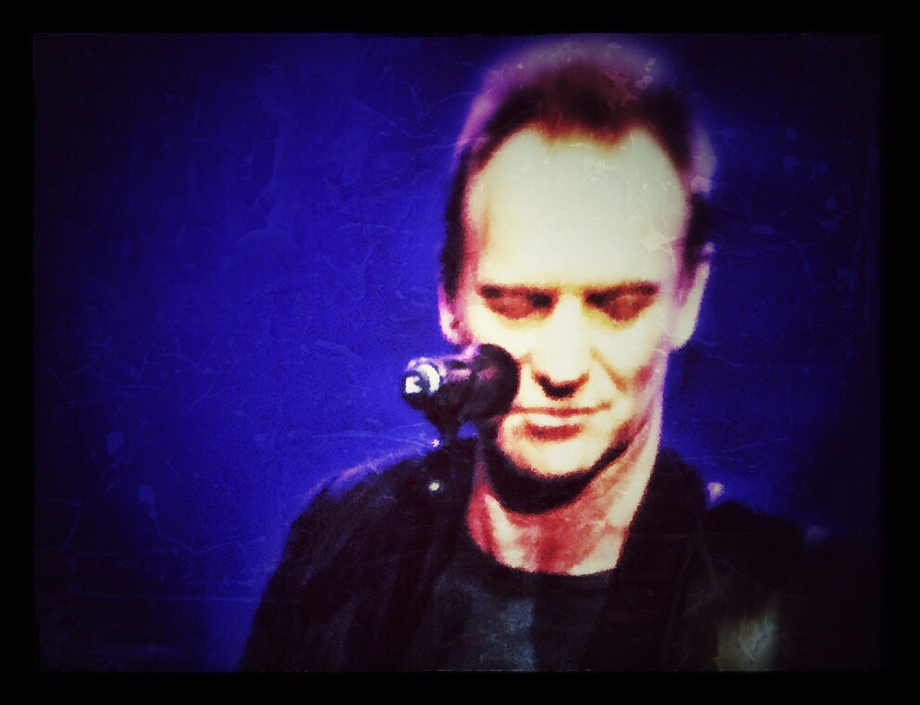 Sting On Stage Iphonephotography Musicians Artists Singer/Song Writer