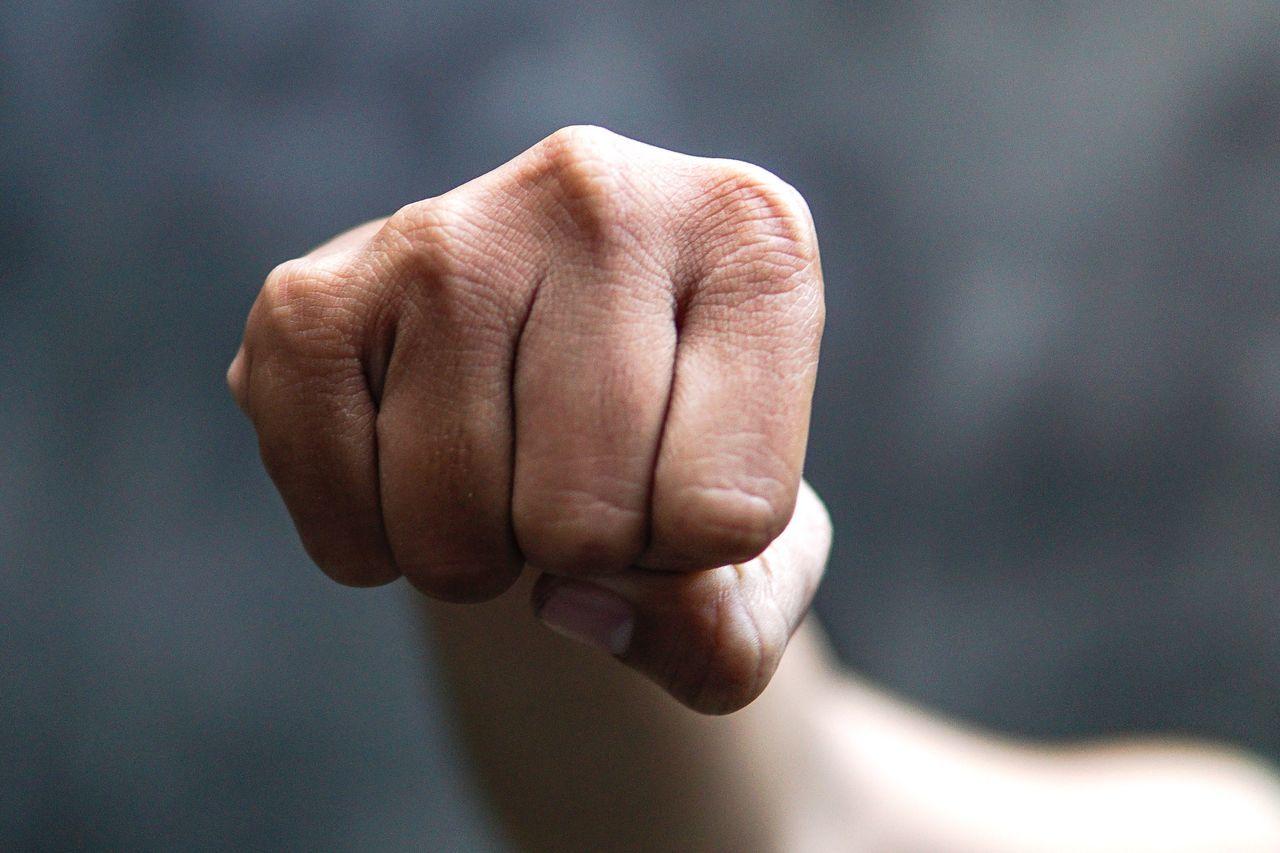 fist punch big punch punching