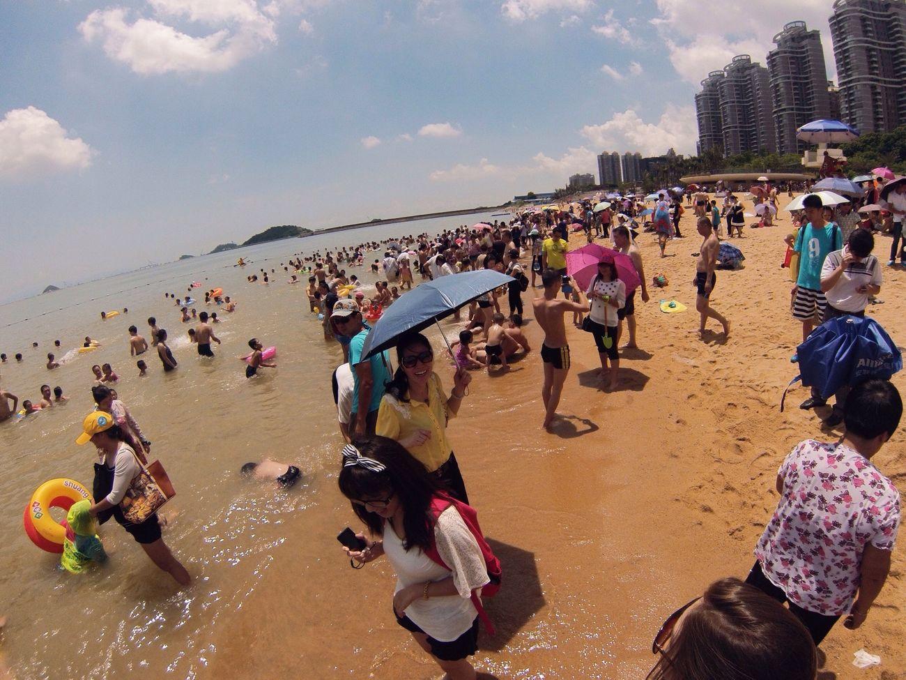 Zhuhai Beach China Ocean