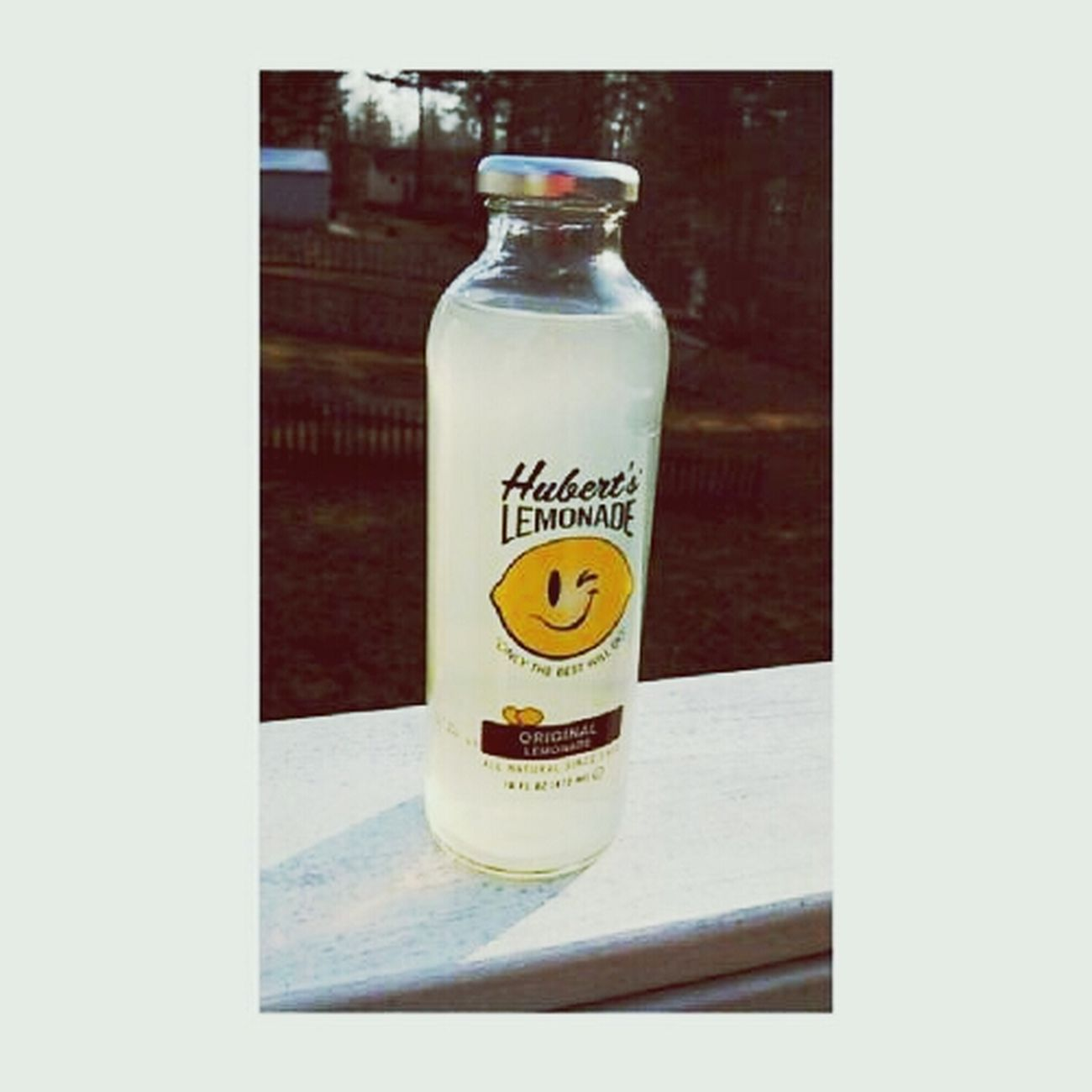 Huberts Lemonade Summer Drink