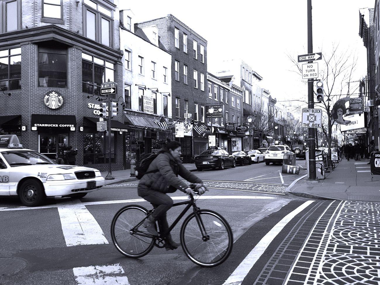 AMPt - Shoot Or Die EyeEm Masterclass AMPt_community Shootermag Streetphotography Streetphoto_bw Philly Philadelphia Blackandwhite Bike Hanging Out Eye4photography  AMPt - Silver Lining at Philadelphia, Philadelphia County, Pennsylvania, United States