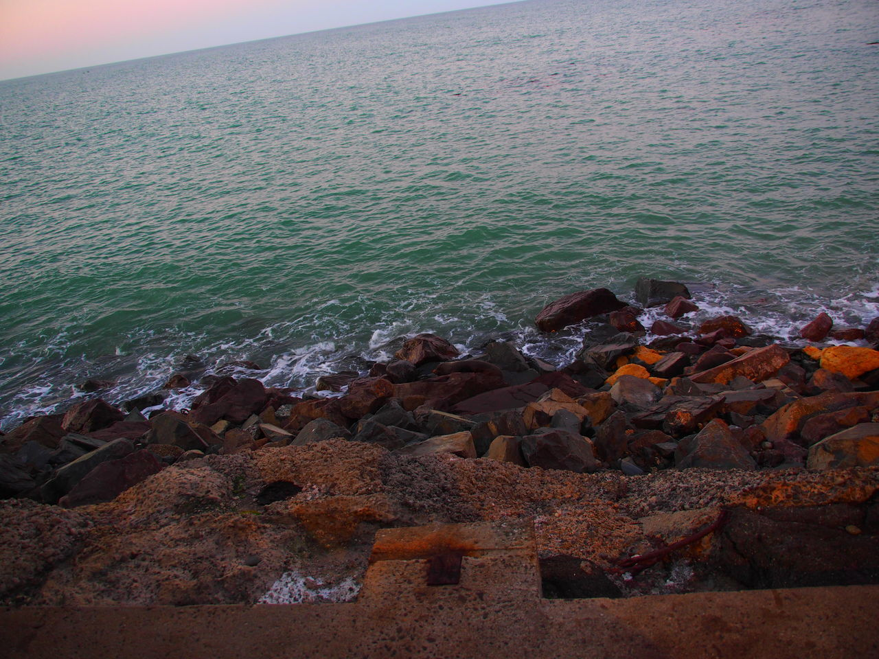 water, sea, rock - object, no people, nature, day, beauty in nature, outdoors, wave, sky
