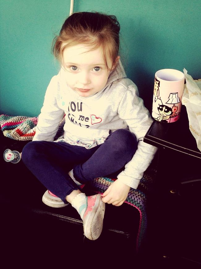 Happy Girl  My Great Niece Sick :( Cutie Pie ✨