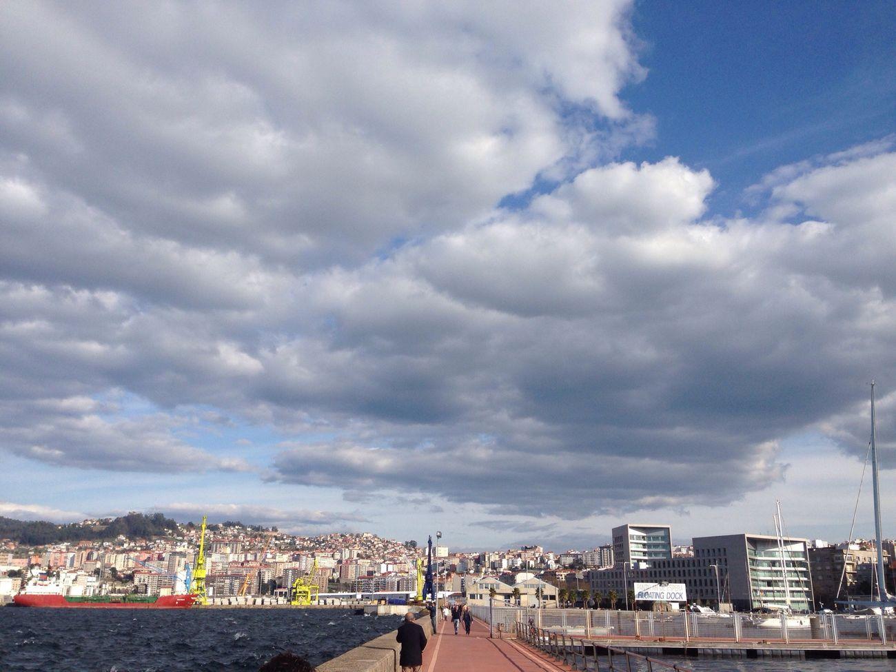 Vigo, Galicia (España) #vigo #galicia #pontevedra #spain #españa Sin Filtros