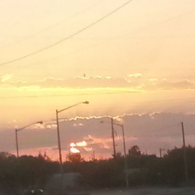 Beautiful sunset yesterday! Bucketlist Apiceveryday Day106