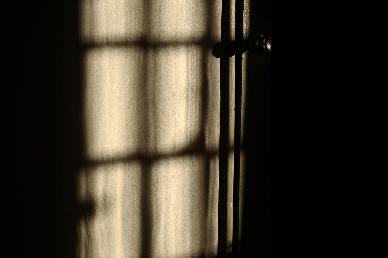 Ajar Close-up Day Door Indoors  Morning Light..... No People Shadow Sunlight Texture Window Patterns