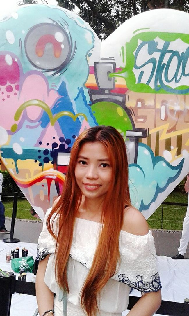 Hello World That's Me Just Smile  Inspired By Art Graffiti Art Graffitilover Love Month Cool Like Art, Drawing, Creativity ArtWork Creativity Ilikethis Beauty In Ordinary Things Simple Things Are The Best  More Love More Happiness More Smile