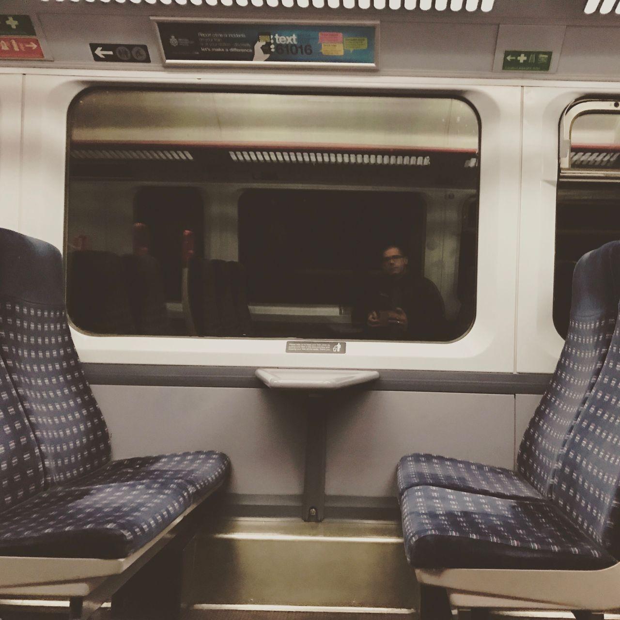 transportation, vehicle interior, indoors, vehicle seat, public transportation, no people, day, train interior