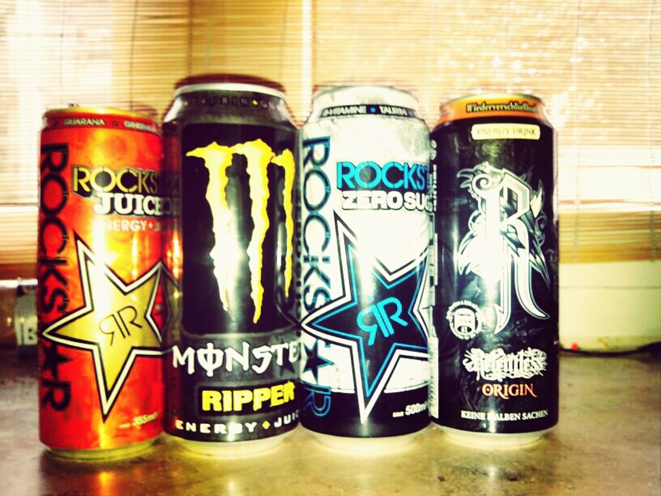 Monster Energy Rentless Rockstarenergy