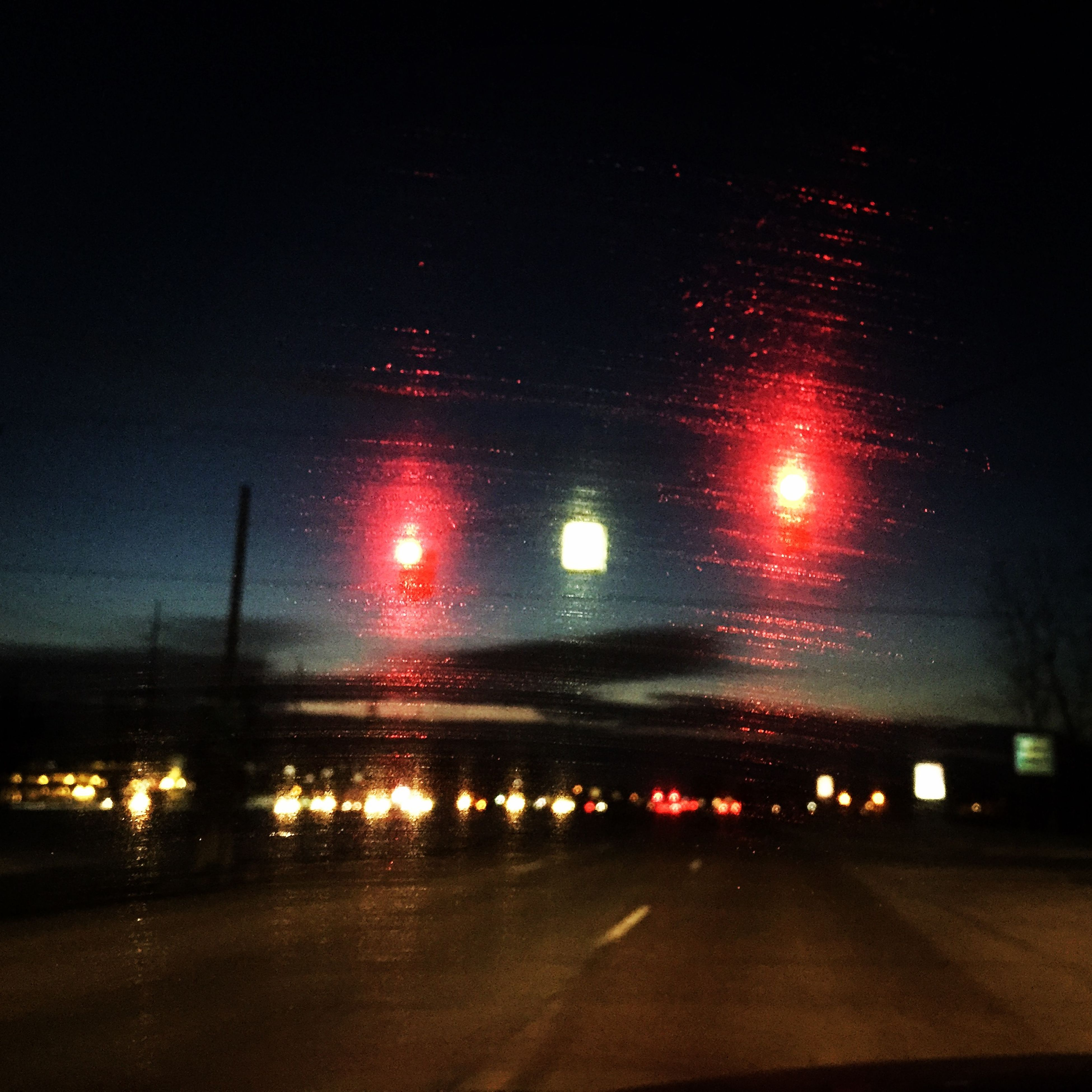 illuminated, night, transportation, water, road, car, street, sky, street light, wet, reflection, mode of transport, rain, sunset, no people, land vehicle, outdoors, lighting equipment, nature, dusk