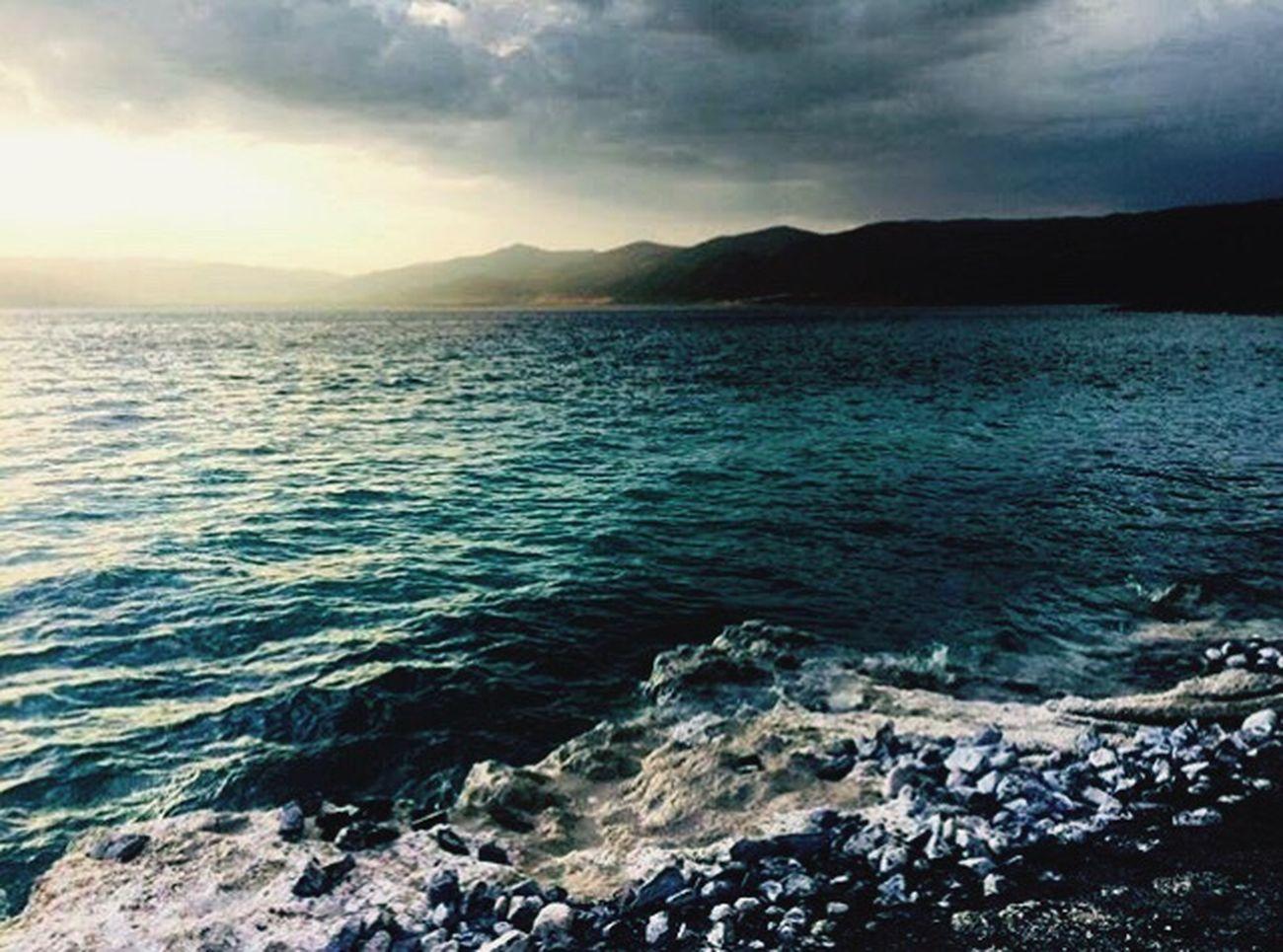 Salda Lake 🐠🐟🌊 First Eyeem Photo