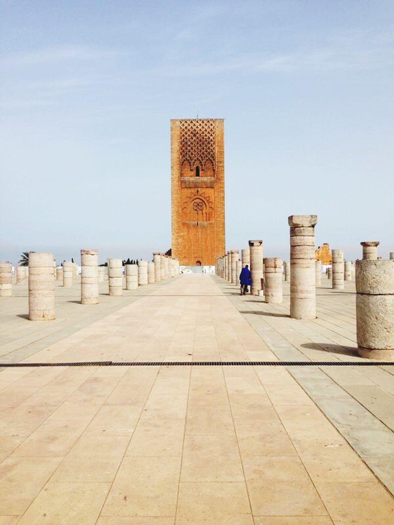 Vanishing Point M.EL AAMRANI Marocco Rabat Imassine