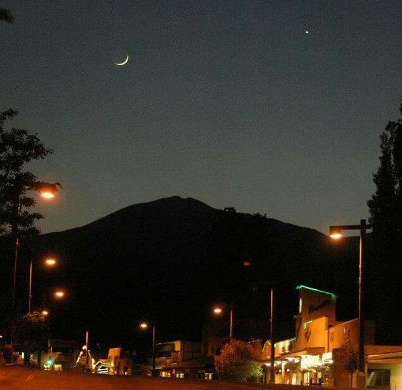 Cityscapes Ruidoso, NM Midtown SierraBlanca
