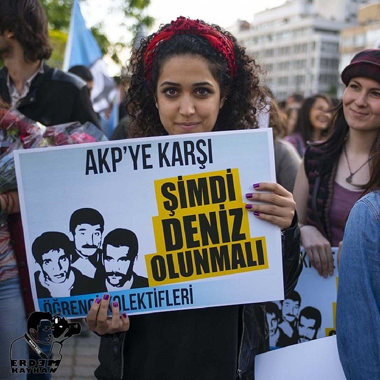 Ezgi Denizler 3Fidan Dolmabahçe protest goverment anticapital marxist yemeni curly antiakp proleters