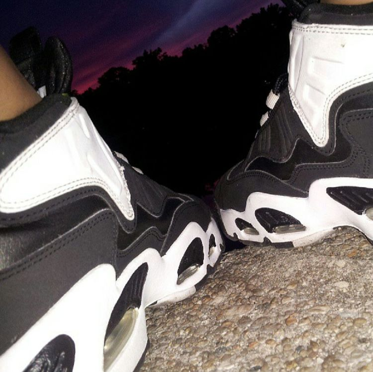Griffeys Nikeshoes Purple&Blue Sky Loveit❤ Sky Porn
