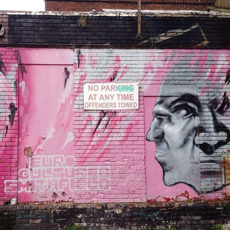 Don't offend Dublin Ireland Streetart Applegoestoeurope Travel
