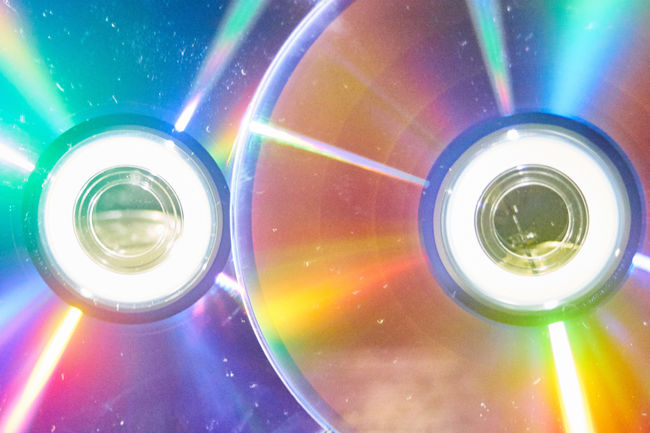Abstract Cd Circle Close-up Detail Full Frame Illuminated Multi Colored No People Prism Rainbow The OO Mission Universe