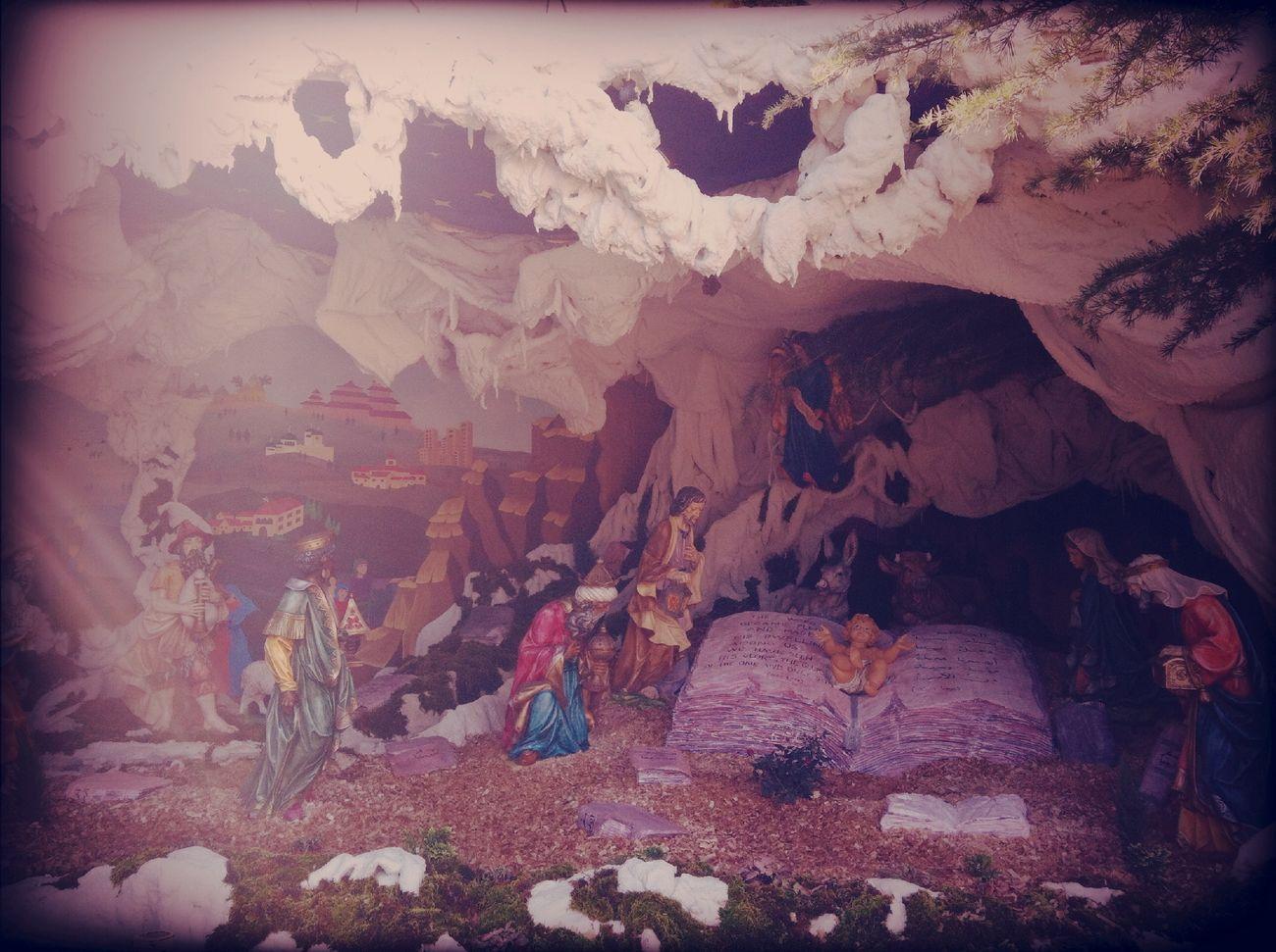 at Harissa Church