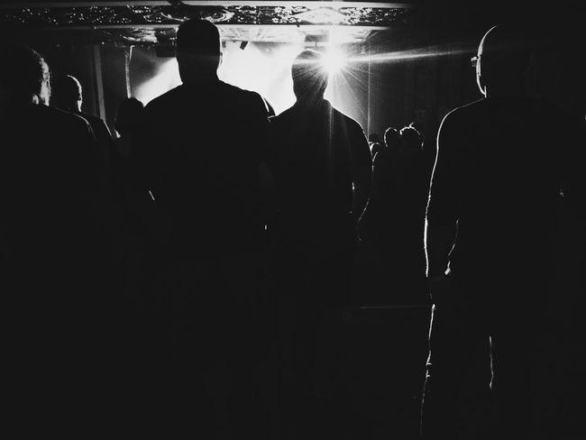 Light Intake Concert Photography Black & White The Illuminator - 2014 EyeEm Awards