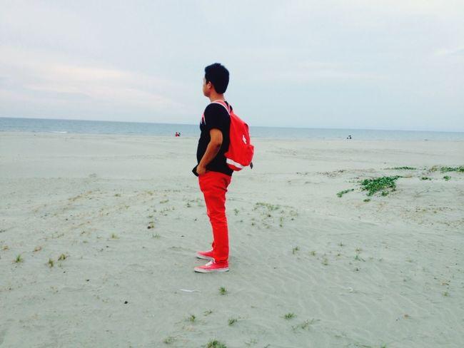 Feel the beach