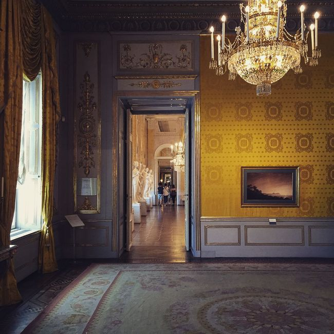 The Habsburg Staterooms. (Albertina Palace) Capture The Moment Museum Vienna