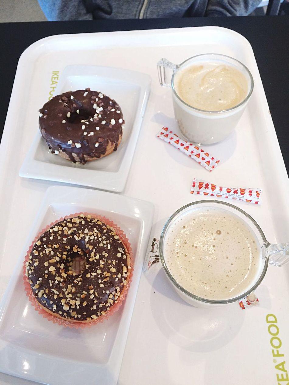 Donuts IKEA Sweet Dessert