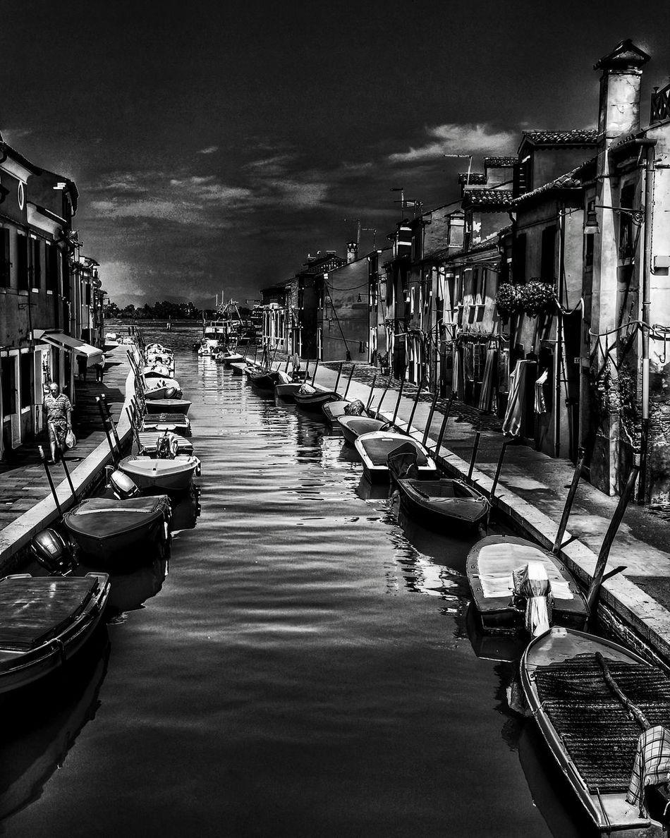 Burano Island - Venice Eye4black&white  Eye Em Best Shots Eye4black&white  Black & White Bw_collection EyeEm Best Shots - Black + White Blackandwhite