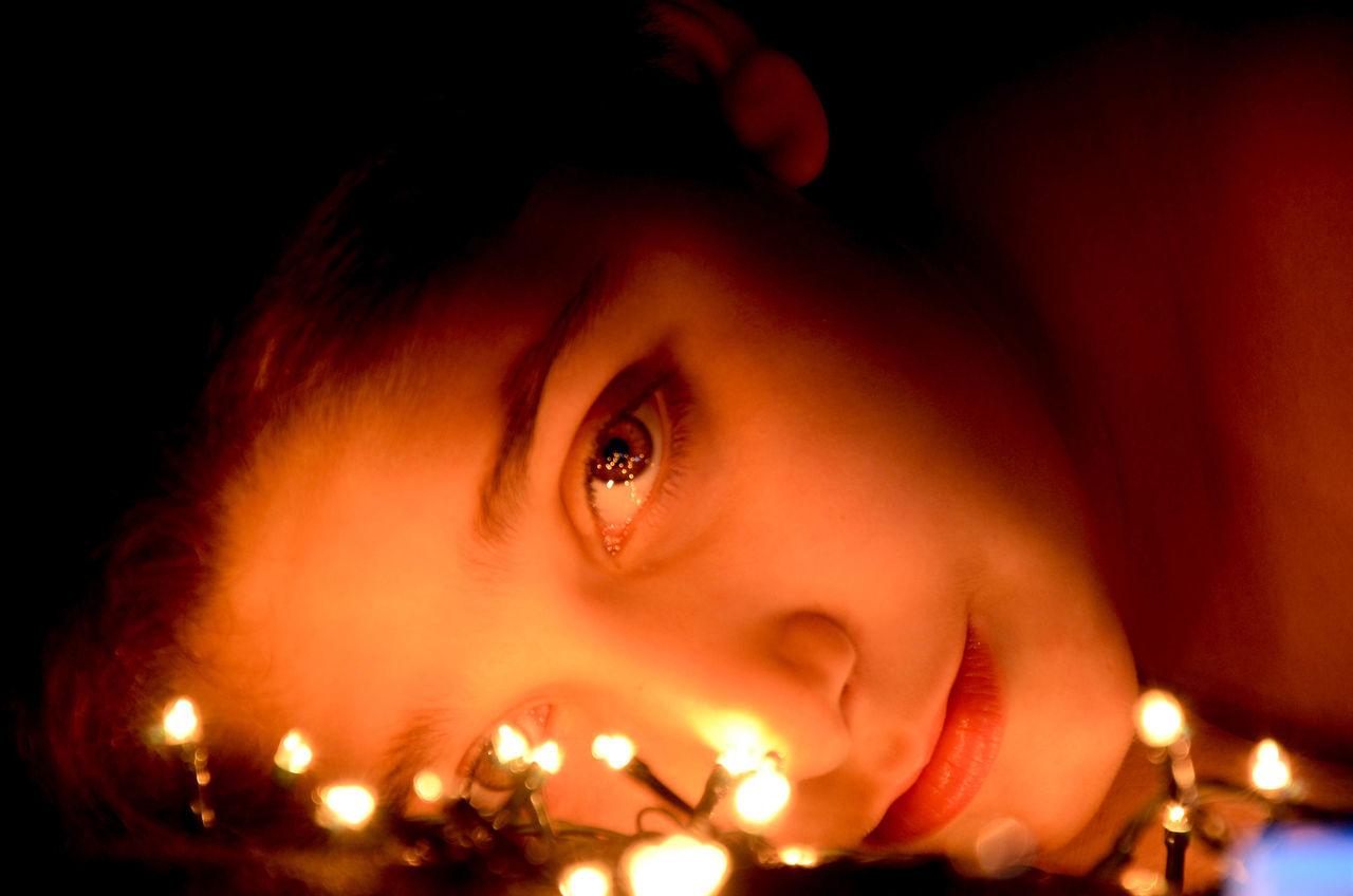 Lightpainting Lightpaintingphotography Kidsphotography Children's Portraits Kids Warm Light Warm Colors Softtones Intimate Light Source Children Photography
