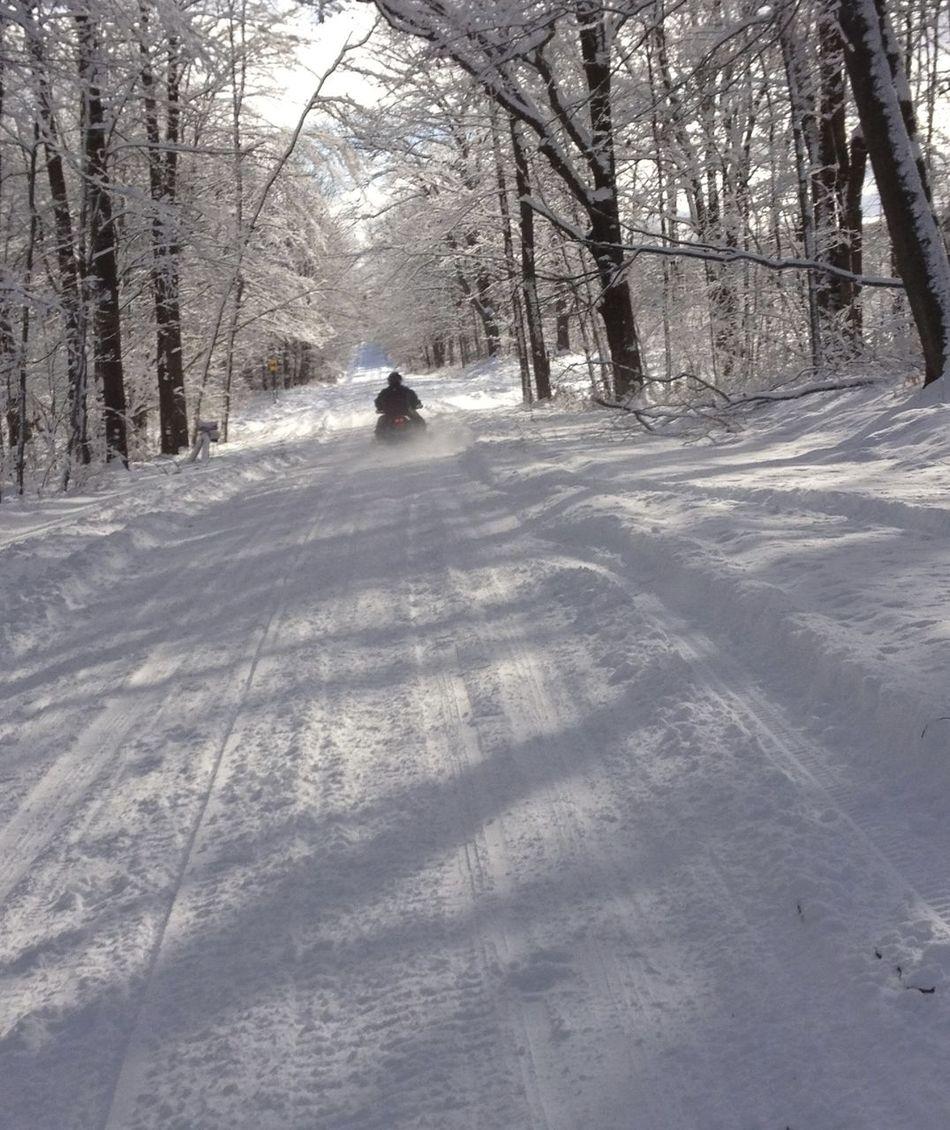#day #snow #snowbound #winter #cold #winterwonderland Perspective