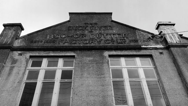 Black and White 1 Architecture History Historic Memories