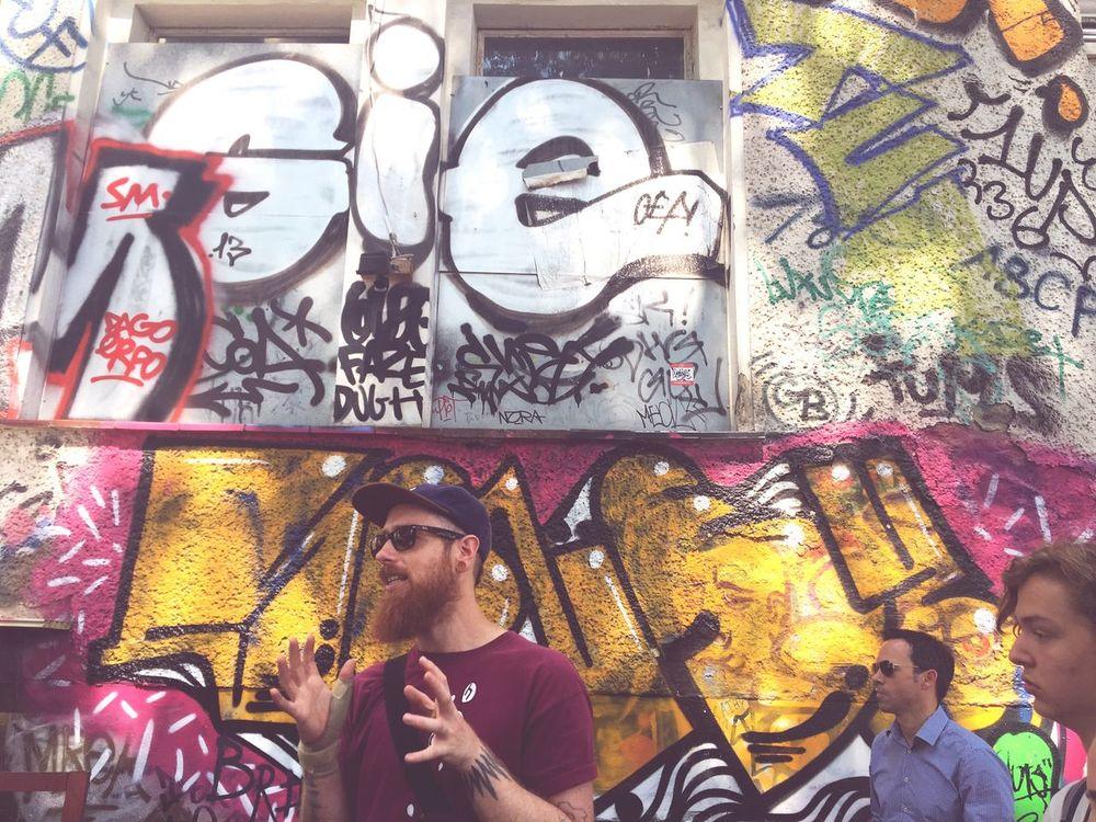 Graffiti Tour👌🏾🌈 BerlinBaby🇧🇪
