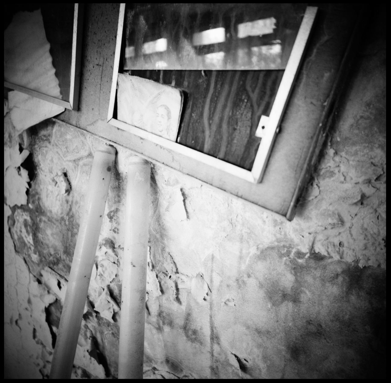 The screaming silence of school No.3 in Pripyat Abandoned School Alfavit Analogue Photography Apocalypse Black And White Chernobyl 1986 Chernobyl Catastrophe Chernobyl Exclusion Zone Cyrillic Disaster Film Evacuation Indoors  No People Nuclear Disaster Oktjabr Pripyat Pripyat School Russian Alphabet School School No.3 Soviet School Soviet Union Television Travel The Photojournalist - 2017 EyeEm Awards