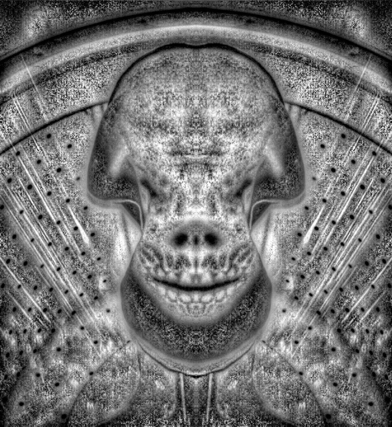 °/\¡₩@§§° Sigil(1 of 3) Chaosmagick Sigil Aleister Crowley Darkart Art, Drawing, Creativity Occult Sorcery Blancoynegro Blackandwhite Noiretblanc EyeEm Best Edits Eye4photography  Mobilephotography Skulls Time From My Point Of View (null) Alien Check This Out Art Dark Photography Macabre Horror Photography Horror Notes From The Underground