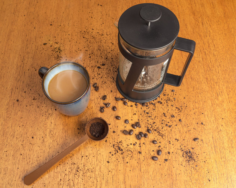 Morning bliss Breakfast Coffee Coffee Pot Drink Espresso First Eyeem Photo Food And Drink French Press Healthy Eating Morning Morning Rituals