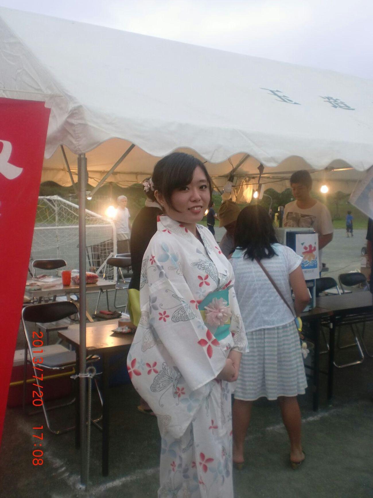 Taking Photos That's Me 浴衣(yukata) Japan Culture Omaturi Enjoying Life