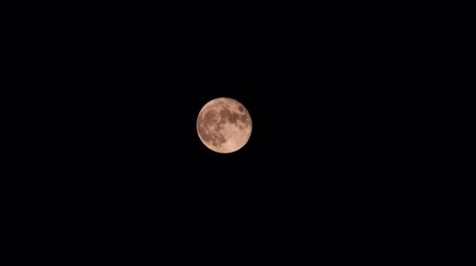 Moon Planet Night Photography