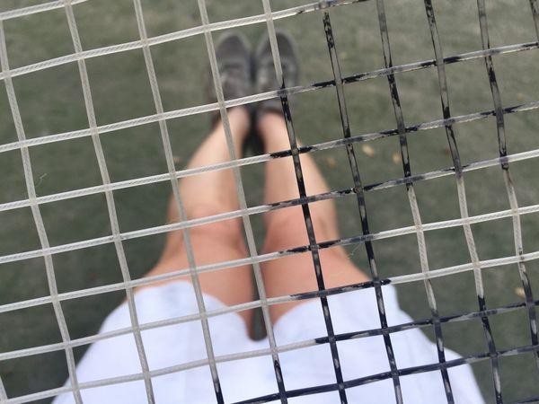 behind my Tennis Racket Tennis Racket
