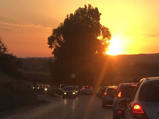 No Filter IPhone Photography Going Home Sunset Valle Dei Templi Home Is Where The Art Is August Showcase Relaxing Sicilia Travel