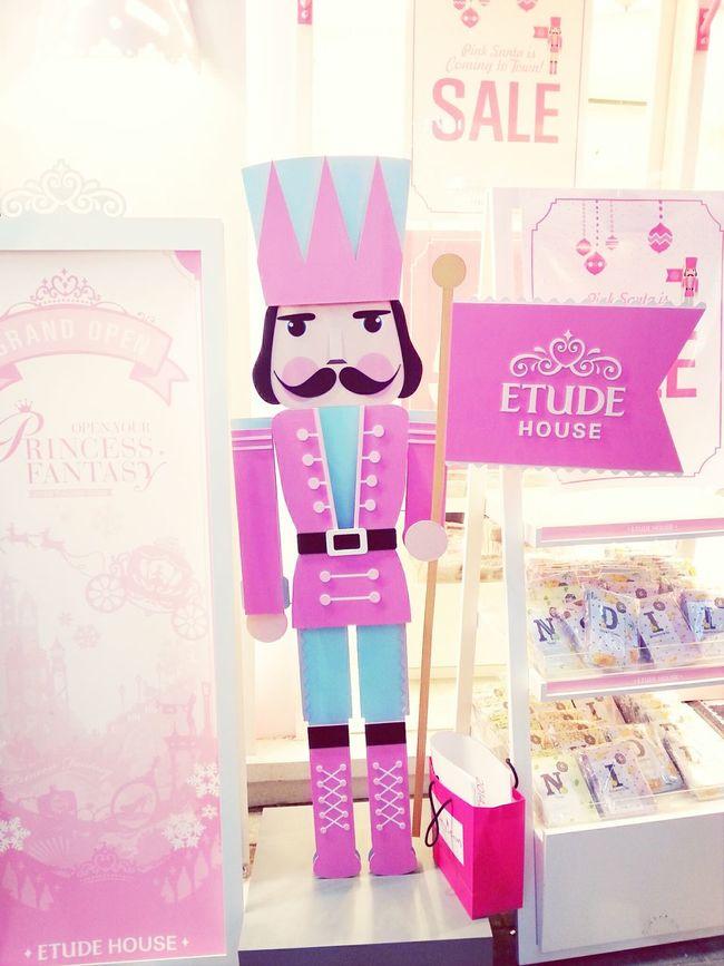 He is working for cosmetic shop.. Walking Around Hello World Enjoying Life C O L O R F U L