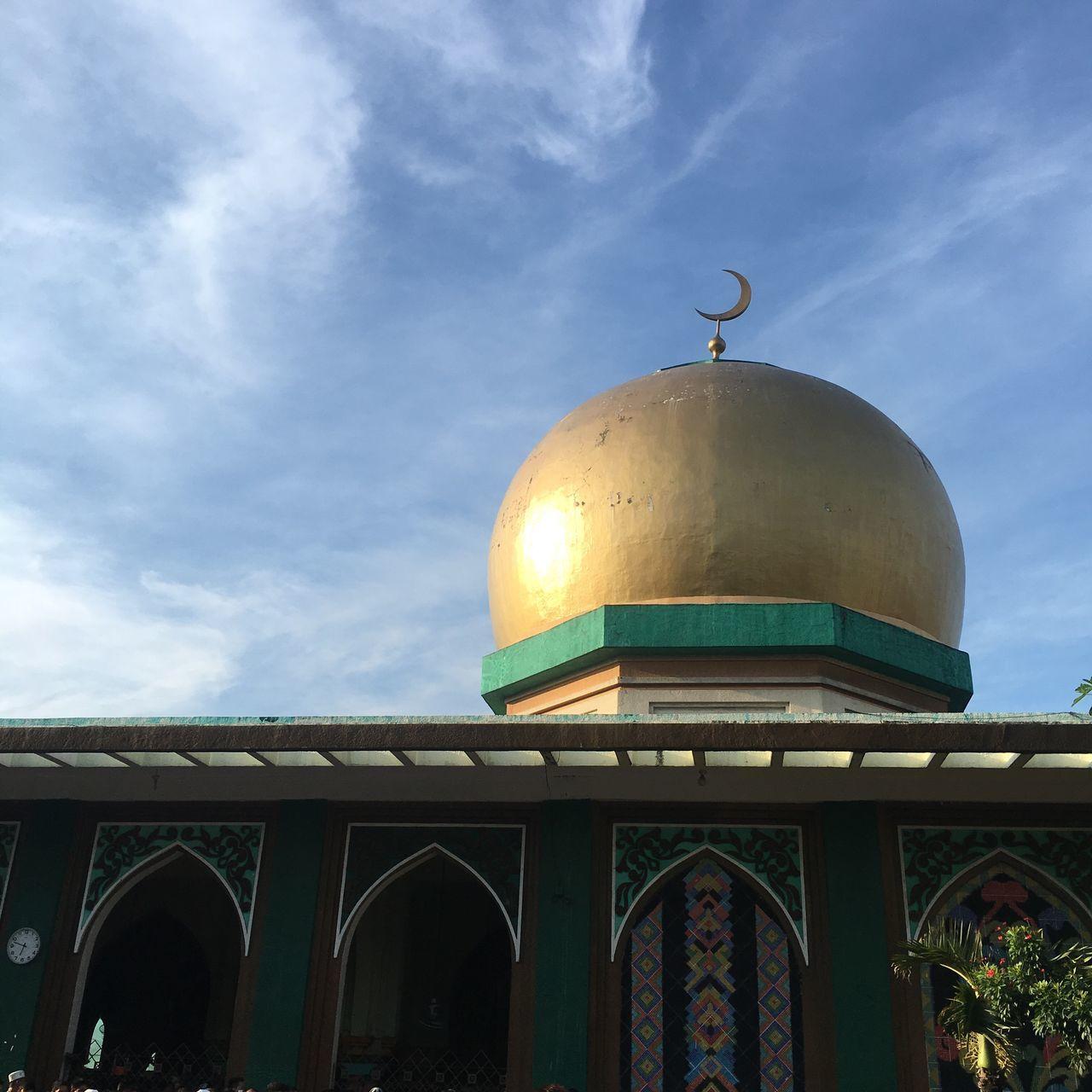 Muslim Eid'l Adha Mosque